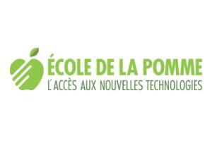 Logo École de la pomme