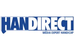 Logo magazine Handirect