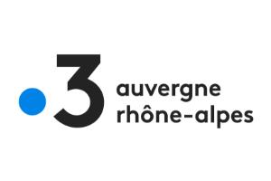 Logo France 3 Rhône-Alpes